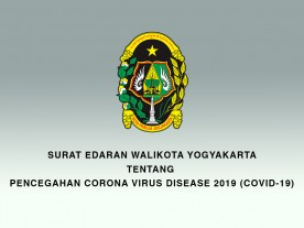 Surat Walikota Yogyakarta Tentang Antisipasi Inveksi COVID-19